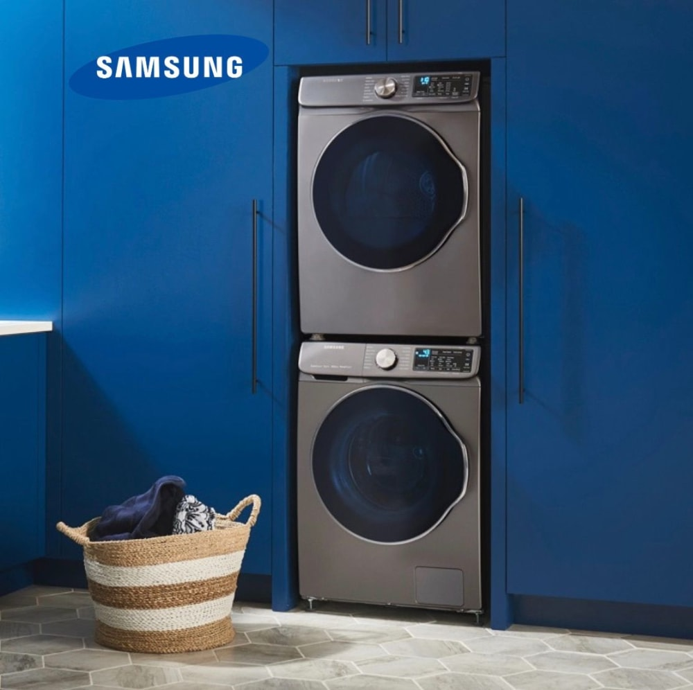 Best Samsung Stackable Washer And Dryer For 2019 Review Appliances Blog